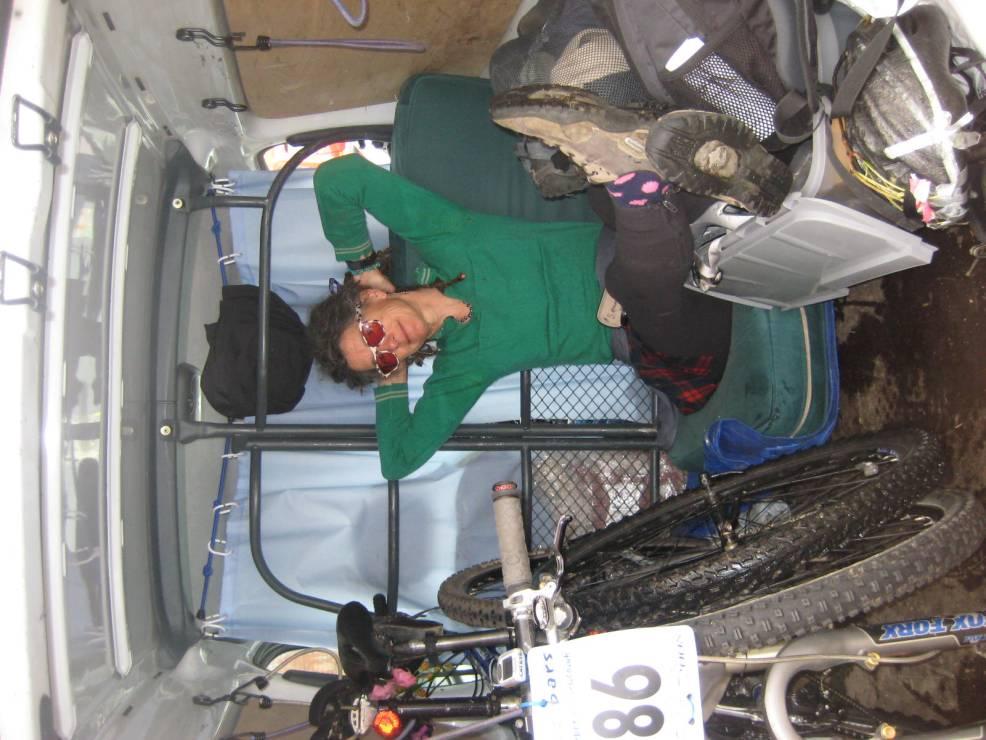Stowaway Racer