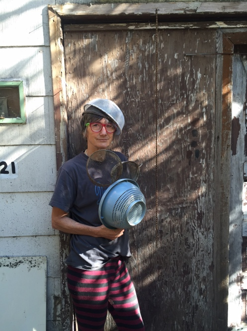 bearing up under strainers